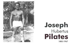 Photo de Joseph Hubertus Pilates