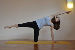 Méthode Pilates - Side kick - Respiration Pilates