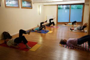 Méthode Pilates, cours collectifs avec Respiration Pilates