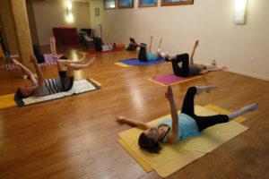 Cours collectifs avec Respiration Pilates