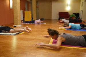 ours collectifs Respiration Pilates