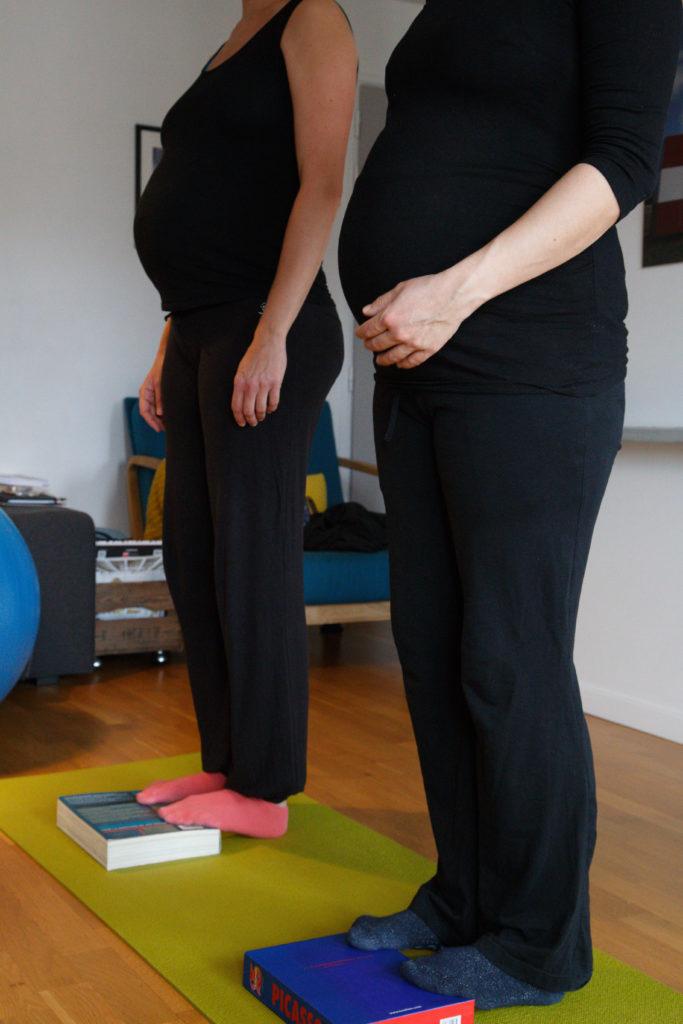 Travail du Périnée et postural pour femmes enceintes - méthode de Gasquet