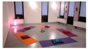 Salle de Pilates Europole - Résonances intérieur